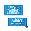 ID_58192250 - New winter collection clothing labels